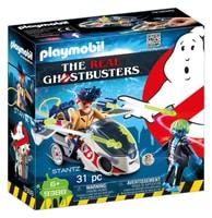 Playmobil Stantz con moto volante