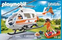 Playmobil 70048 Hélicoptère de sec.