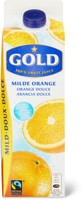 Gold Max Havelaar Milde Orange