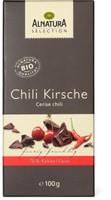 Alnatura Schokolade Chili Kirsch