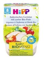 Bio HiPP Italienisch Gemüse mit Pute