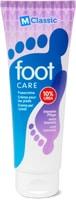 Crema per i piedi M-Classic con o senza urea
