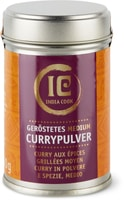 Geröstetes Currypulver medium