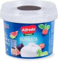 Burrata Alfredo Classico