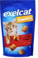 Exelcat Snackies mit Rind