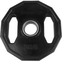 Tunturi Disco gommato 5 kg 50 mm