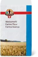 TerraSuisse Weissmehl 1 kg und im 4er-Pack, 4 x 1 kg