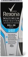 Rexona Men Roll-on Max. Pr. Clean Scent