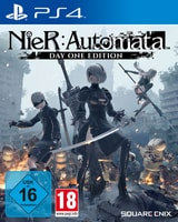 PS4 - NieR Automata - Day One Edition Box