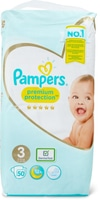 Pampers Premium Protection Gr. 3, 6-10kg