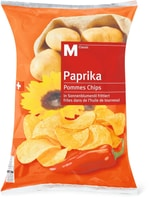 M-Classic Paprika Pommes Chips