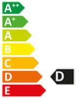 Energielabel: D