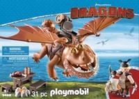 Playmobil 9460 Varek et Bouledogre