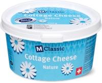 Tutti i tipi di cottage cheese M-Classic e bio
