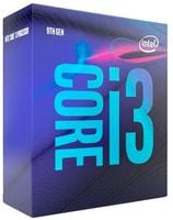 Intel CPU Core i3-9100 3.6 GHz Processeur