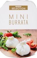 Sélection Mini Burrata