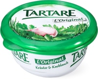 Tartare Kräuter & Knoblauch