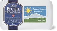 Beurre Tradition «De la région.»