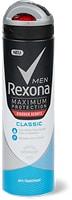 Déodorants Maximum Protection Rexona Men