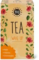 You Wake Up Tea, Bio
