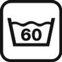 istruzioni di lavaggio: 60°