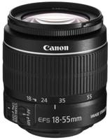 Canon EF-S 18-55mm 3.5-5.6 IS II Objectif Objectif