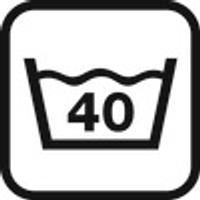 Waschhinweis: 40°