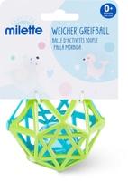 Milette Balle d'activités souple