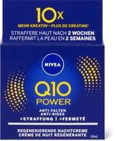 Nivea Visage Nachtcreme Q10+