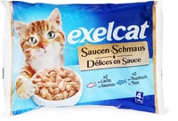 Exelcat Sauce pesce