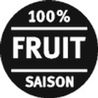 Jus des fuits: 100% fruits