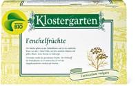 Bio Klostergarten Fenchelfrüchte