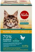 Nala Adult Sensitive au poulet