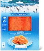 Salmone selvatico affumicato MSC