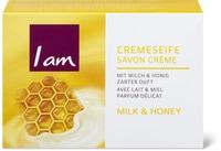 I am Soap savon Milk & Honey
