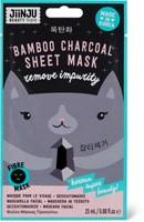 Jiinju Bamboo Charcoal Sheet Mask