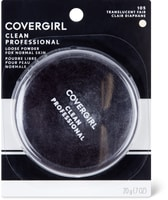 Poudre libre Covergirl Clean Professional