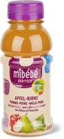 Mibébé Apfel-Birne mit Fencheltee