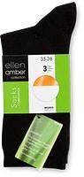 Chaussettes Ellen Amber pour femme, le lot de 3
