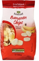 Alnatura Chips de banane