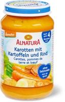 Alnatura Karotten Kartoffeln Rind
