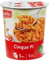 Subito Hot Snack Cinque pi