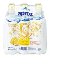 Aproz O2 Citron