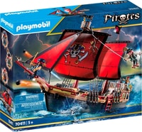 PLAYMOBIL 70411 Bateau Pirates