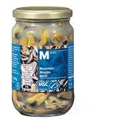 M-Classic MSC Moules au naturel