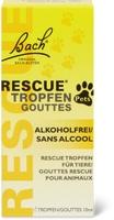Bachblüten Rescue Tropfen Pets