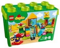 Lego Duplo 10864 Steinebox Spielplatz