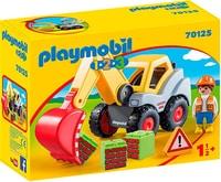 Playmobil 70125 Pelleteuse