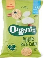 Organix Reiswaffeln Apfel