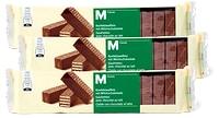 Biscotti Taragona, cialde finissime o wafer viennesi M-Classic in conf. da 3